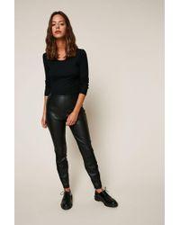 Vila | High-waisted Trouser | Lyst