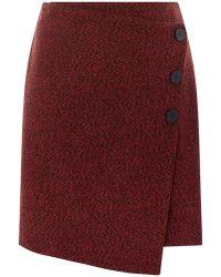Monsoon - Bertie Tweed Skirt - Lyst