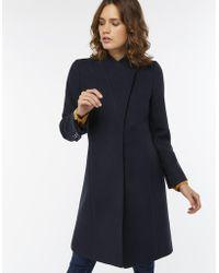 Monsoon - Catherine Workwear Coat - Lyst