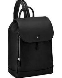 Montblanc - Meisterstück Soft Grain Backpack Medium - Lyst