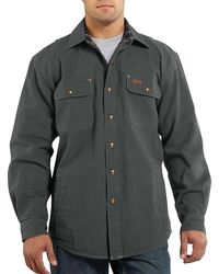 Carhartt - Weathered Canvas Shirt Jac - Lyst