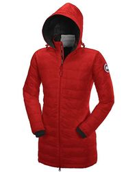 Canada Goose | Camp Hooded Jacket | Lyst