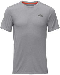 The North Face - Beyond The Wall S/s Top - Lyst