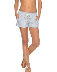 Roxy - Oceanside Short Yd - Lyst