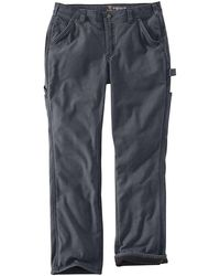 Carhartt - Original Fit Fleece Lined Crawford Pant - Lyst