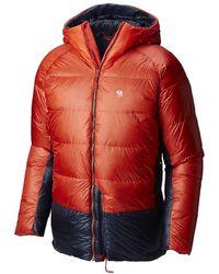 Mountain Hardwear - Phantom Hooded Down Jacket - Lyst