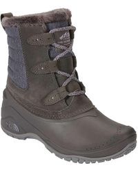 The North Face - Shellista Ii Shorty Boot - Lyst