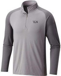 Mountain Hardwear - Butterman 1/2 Zip - Lyst