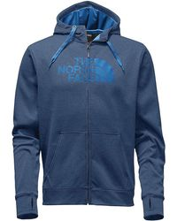 The North Face - Surgent Half Dome Full Zip Hoodie - Lyst