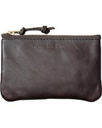 Filson - Leather Pouch Small - Lyst