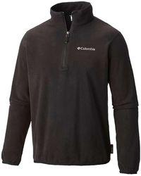 Columbia - Ridge Repeat Half Zip Fleece Top - Lyst