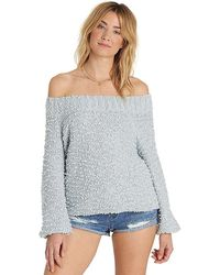 Billabong - Furget Me Not Sweater - Lyst