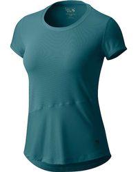 Mountain Hardwear - Wicked Lite Short Sleeve - Lyst