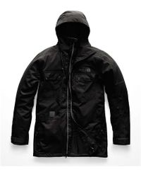 1aa79bb078 Lyst - The North Face X Vans Balfron Jacket in Black for Men