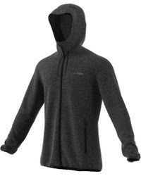 6fbbc7c554b0 Lyst - Nike Wings City Of Flight Fleece Hoodie in Black for Men