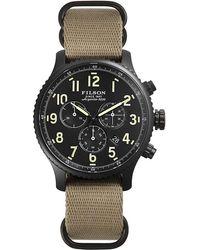 Filson - Mackinaw Field Chrono Watch - Lyst