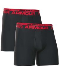 Under Armour - O Series 6in Boxerjock - 2 Pack - Lyst