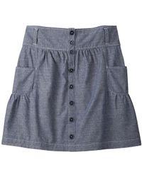 Mountain Khakis - Oxbow Skirt - Lyst