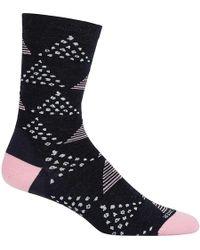 Icebreaker - Lifestyle Fine Gauge Ultra Light Crew Sock - Lyst