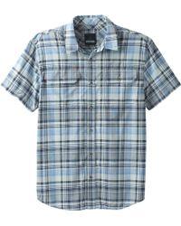 Prana - Cayman Plaid Shirt - Lyst