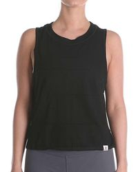 Vimmia - Pacific Pintuck Muscle Tee - Lyst