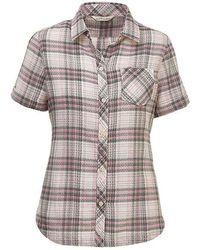 Woolrich - Northern Hills Ss Shirt - Lyst