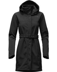 The North Face - Apex Bionic Trench - Lyst