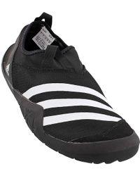 super popular f93da 8cf79 adidas - Climacool Jawpaw Slip On Shoe - Lyst