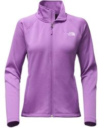 The North Face - Momentum Full Zip Jacket - Lyst