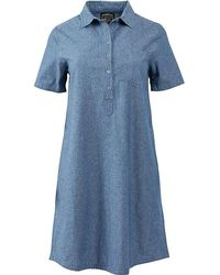 United By Blue - Gatewood Shirtdress - Lyst