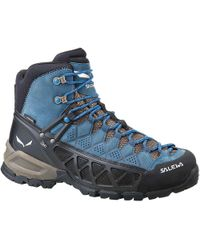 Salewa | Ms Alp Flow Mid Gtx Boot | Lyst