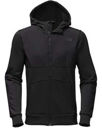 The North Face - Climb On Full Zip Hoodie - Lyst