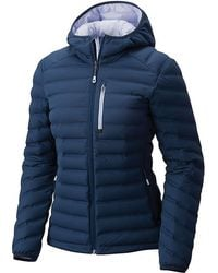 Mountain Hardwear - Stretchdown Hooded Jacket - Lyst