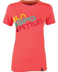 La Sportiva - Square T-shirt - Lyst