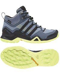 lyst adidas stan smith scarpe in nero per gli uomini.