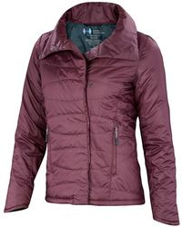 Ibex - Wool Aire Tulipa Jacket - Lyst