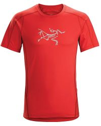 Arc'teryx - Phasic Evolution Crew Shirt - Lyst