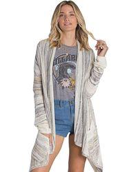 Billabong - Beach Ramblin Sweater - Lyst