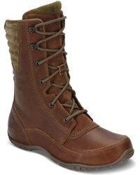 The North Face - Purna Luxe Boot - Lyst