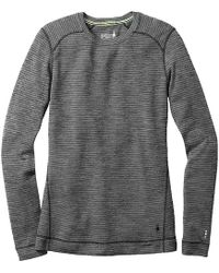 Smartwool - Merino 250 Baselayer Pattern Crew Top - Lyst