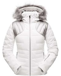 Spyder - Falline Faux Fur Jacket - Lyst