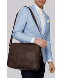 99eabed416 Lyst - Shop Men s Ted Baker Messenger from  54 - Page 9