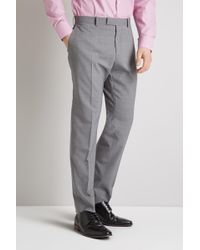 Lanificio F.lli Cerruti Dal 1881 - Tailored Fit Cloth Grey Itravel Trouser - Lyst