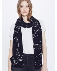 Mother - Replica Los Angeles - Jacquard Scarf - Lyst