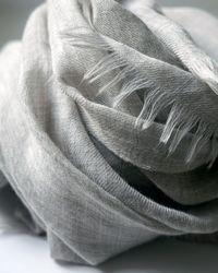 M.Patmos - Delphine Pinstripe Scarf - Lyst