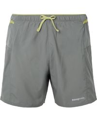 Patagonia - Strider Pro Slim-fit Shell Shorts - Lyst