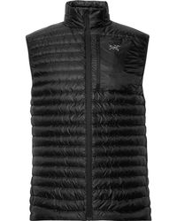 Arc'teryx - Cerium Sl Quilted Shell Down Gilet - Lyst