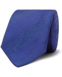 Paul Smith - 7cm Textured Silk Tie - Lyst