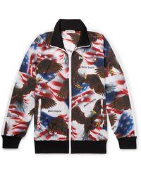 Palm Angels Eage Track Jacket - Multicolor