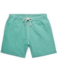 Hartford - Mid-length Swim Shorts - Lyst